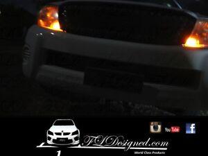 Orange Toyota Hilux 05-10  L.E.D Parker Light Bulbs workmate