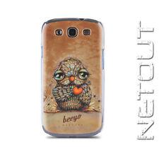 Beeyo Cover Samsung Galaxy S3 i9300 Back Case - Gufo,Owlove