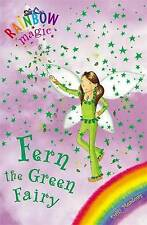 Fern the Green Fairy: The Rainbow Fairies Book 4 (Rainbow Magic), Meadows, Daisy