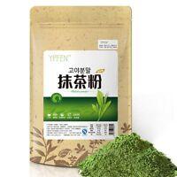 100G Pure Ultrafine Matcha Green Tea Powder Natural Certified Organic Healthy MJ