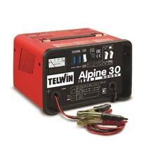 CARGADOR BATERÍAS DE 12 Y 24 VOLTIOS ELECTROLITO LIBRE ALPINE 30 BOOST TELWIN