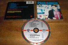 Paul Simon - Hearts And Bones Target CD West Germany