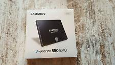 "Samsung SSD 850 EVO 1TB / *NEU&OVP* / MZ-75E1T0B/EU / 2,5"" / V-NAND Technology"