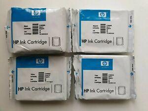HP 940XL Black Magenta Cyan Yellow  Ink Cartridges - C4906A C4907A C4908A C4909A