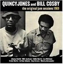 QUINCY JONES & BILL COSBY: Original Jam Sessions1969 CD