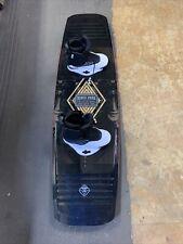 Ronix Parks Wakeboard, Sz 8 Ronix Intuition Boots, Small Billabong Vest, Helmet