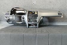 B13-111 *    Mercedes C-Klasse W204 Armaturenbrett Cockpit schwarz A2046803787