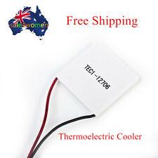 12V 60W TEC1-12706 Heatsink Thermoelectric Cooler Peltier Cooling Plate Module N