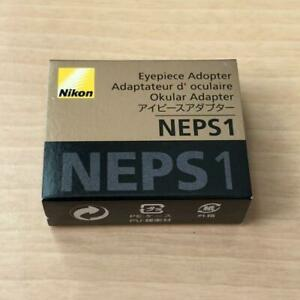 Nikon Eyepiece Adapter NEPS1 Eyepiece Finder Okular Adapter Camera Brand Japan
