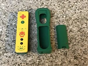 Nintendo Wii Motion Plus Remote Controller Bowser Edition OEM Official RVL-036