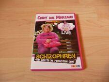 DVD Cindy aus Marzahn - Schizophren - Ich wollte ne Prinzessin sein! 2008 - Live