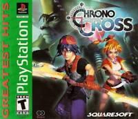 Chrono Cross (PlayStation 1, 2000) Brand New, Sealed!