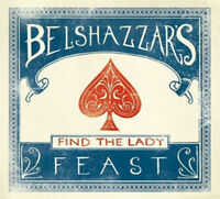 Belshazzar's Feast - Find the Lady [New & Sealed] Digipack CD