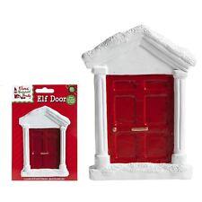 Christmas Elf Fairy Magical Door Skirting Board Windowsill Elf Shelf Ideas