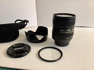 Nikon NIKKOR AF-S 16-85mm f/3.5-5.6 ED VR DX Lens Excellent Condition