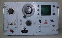 Rare ancien générateur de fréquences Wobuloscope Metrix 232  à restaurer
