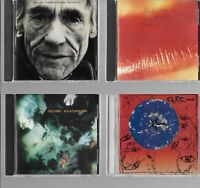 The Cure LOT of 4 CD / Standing on a Beach / Wish / Disintegration / Kiss Me