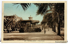 CPA ALGERIE SIDI BEL ABBES PLACE CARNOT  166ca194