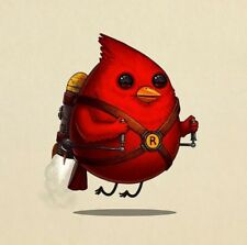 Mike Mitchell - rocket bird Mondocon 4