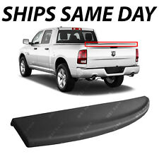 NEW Black Tailgate Top Protector Molding for 2010-2017 Dodge Ram 1500 2500 3500