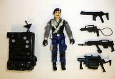 GI JOE DIAL TONE Vintage Action Figure Sonic Fighters COMPLETE 3 3/4 C9+ v3 1990