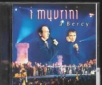 CD ALBUM LIVE 18 TITRES--I MUVRINI--I MUVRINI A BERCY 1996