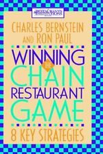 Winning the Chain Restaurant Game: Eight Key St, Bernstein, Paul-,