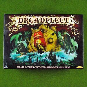Dreadfleet Pirate Battles on the Warhammer High Seas - Games Workshop Man O' War