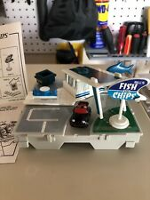 Micro Machines Vintage Fish & Chips Playset