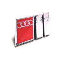 *NEU* original Audi S4 B5 Schriftzug vorne Kühlergrill Emblem Logo 8D0853736C