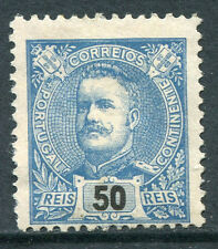 PORTUGAL ~ #118 Very Nice Mint Light Hinged Issue KING CARLOS ~ S5351