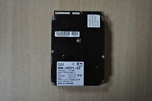 "IBM H3171-A2 171MB IDE / P-ATA 3.5"" 3600rpm Vintage HDD 53G9702 54G015S VINTAGE!"