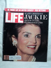 Life mag July 1989 JACKIE KENNEDY Tiananmen Square