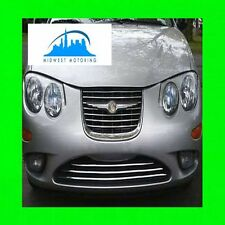 1999-2004 CHRYSLER 300M CHROME TRIM FOR LOWER GRILL GRILLE W/5YR WARRANTY