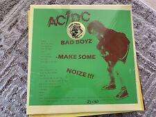 AC/DC 2LP BAD BOYZ MAKE SOME NOIZE !!! TMOQ SEALED