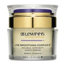 Dr Lewinn's Line Smoothing Complex S8 Double Intensity Night Cream 30g