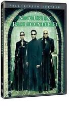 The Matrix Reloaded Full Screen Edition Region 1 DVD 2 disc set