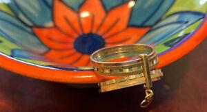 14k Gold Harem Ring