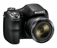 Sony Dsc-H300/Bm 20.1Mp High Zoom Point and Shoot Camera 35x Zoom Black