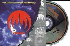 CD CARDSLEEVE COLLECTOR 7T MAGMA MEKANIK DESTRUKTIW KOMMANDOH 1996 FRANCE