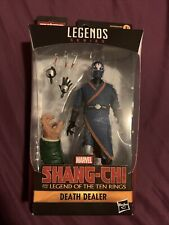 Hasbro Marvel Legends Series Shang Chi The Legend Of The 10 Rings Death Dealer