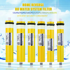 50-400 GPD RO Membrane Purify Water System Filter Reverse Osmosis Element