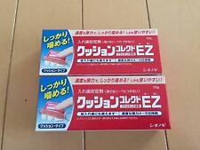 Shionogi Japan CUSHION CORRECT EZ denture grip adhesive 30g (2 pieces)  F/S