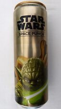 GENUINE STAR WARS SPACE PUNCH 355ML 12OZ COLLECTOR'S CAN #2 GERMAN GERMANY