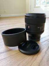 Sony G-Series 85mm F/1.4 GM FE