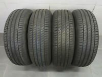 4x Sommerreifen Michelin Primacy 3 S1 215/65 R17 99V / 7,0 mm