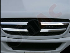 Mercedes-Benz SPRINTER W906 2006- CHROME Kit Front Grille Covers Trim Tuning
