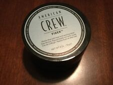 2 American Crew Fiber High Hold with Low Shine 3 oz