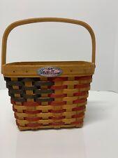 "Longaberger Woodcrafts ""picnic basket"""