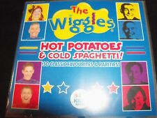 Hot Potatoes and Cold Spaghe 2015 The Wiggles CD